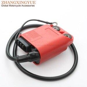 Image 1 - CDI/הצתה סליל עבור וספה ET2 LX LXV Primavera S ספרינט 50cc AC 2 פעימות