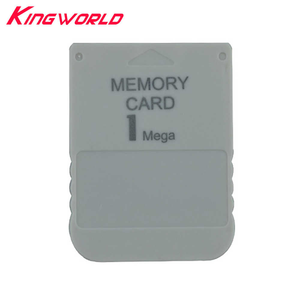 1MB Memory Save Saver Card for P-laystation 1 for P-S1 one for Sony Performance