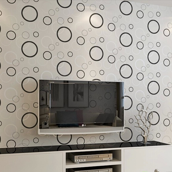 Papel de parede para sala wall wallpaper washable ink abstract geometric pvc wall paper wallpaper