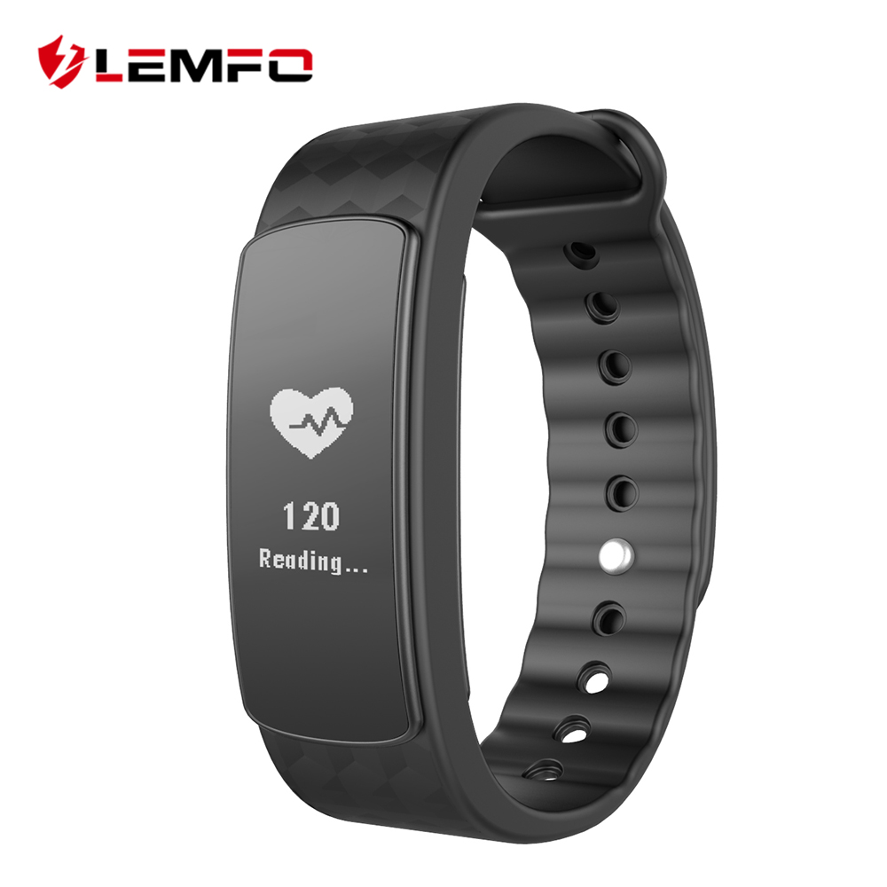 i3 HR Bluetooth 4 0 Smart Band Heart Rate Monitor IP67 Waterproof Multi sports Management Pedometer