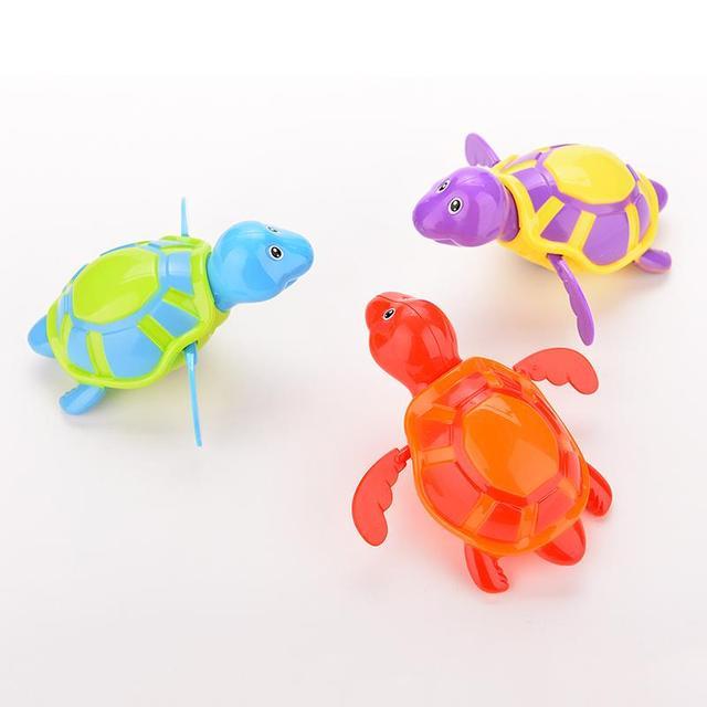 Clockwork Turtle Toy