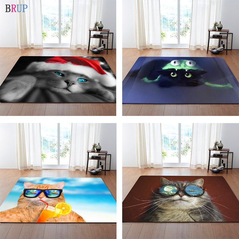 23 Kinds Cats 3D Printed Large Carpets Friendly Cat Living Room Decoration Bedroom Parlor Tea Table Area Rug Mat Soft Flannel23 Kinds Cats 3D Printed Large Carpets Friendly Cat Living Room Decoration Bedroom Parlor Tea Table Area Rug Mat Soft Flannel