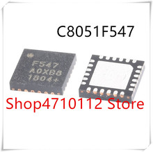 NEW 5PCS/LOT C8051F547-IM C8051F547 MARKING F547 QFN-24 IC