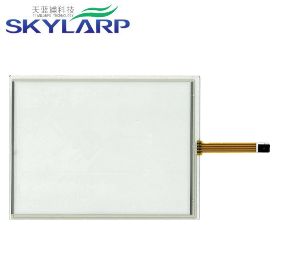 ФОТО 10.4 inch 234mm*178mm touch panel For 4 wire resistive industrial PaiDuiJi machines order machine digitizer + USB Controller