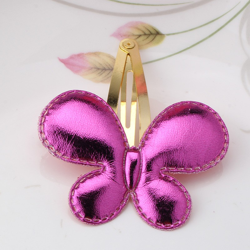 HTB1CuPLJFXXXXXTXpXXq6xXFXXXT Sparkling Glitter Sequins Heart Butterfly Stars Girl Hair Clip - 3 Styles