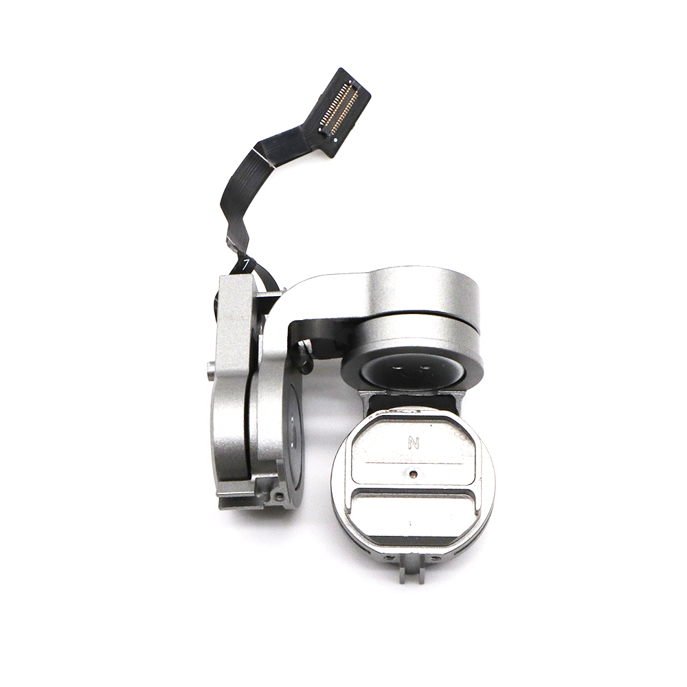 Piezas de reparación auténticas 100% brazo de cámara Gimbals con Cable flexible plano para DJI Mavic Pro Drone Gimbals brazo de Motor de repuesto partes - 2