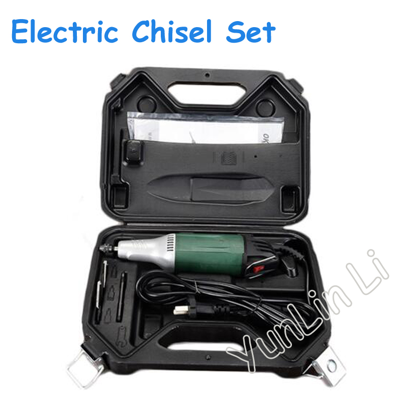 Electric Wood Carving Knife & Chisel Engraving 220V 50w Electric Chisel Set Wood Carving Machine Woodworking Machine 10w electric wood carving tools set engraving chisel pen 30pcs diamond burr drill set mini walnut vise clamp table bench vice