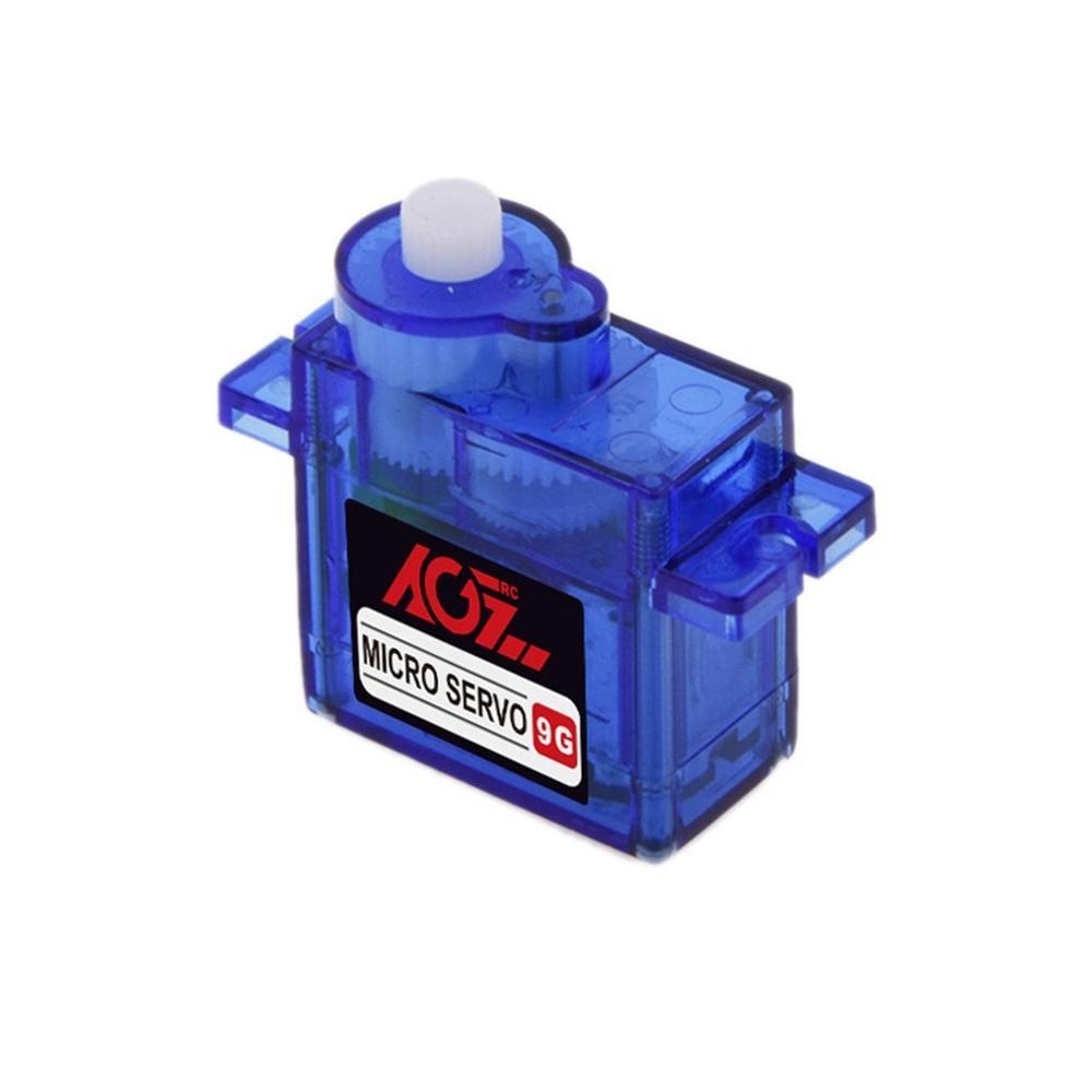 Professional C9DLSZ Mini Continuous Rotation 360 Degree Power Standard Plastic Servo Fit For Robot