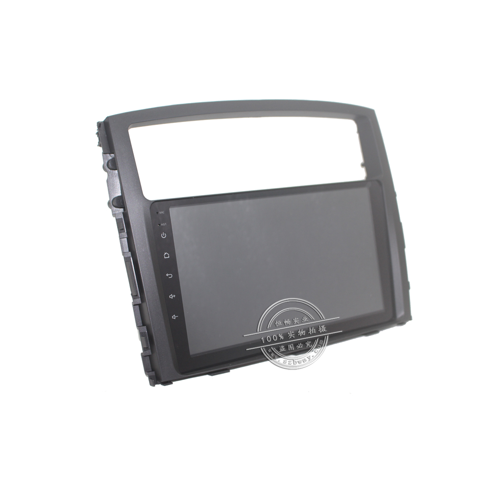 Hang xian 9 quot Quad Core Android 7 0 Car DVD Player For Mitsubishi Pajero V93 V97 2006 2014 car radio GPS Navigation BT wifi SWC in Car Multimedia Player from Automobiles amp Motorcycles