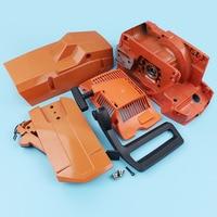 Бензопилы Картера Топ Двигатели для автомобиля тормоз цепи крышка стартера для HUSQVARNA 268 272 272xp Бензопилы Запчасти для Авто Новый