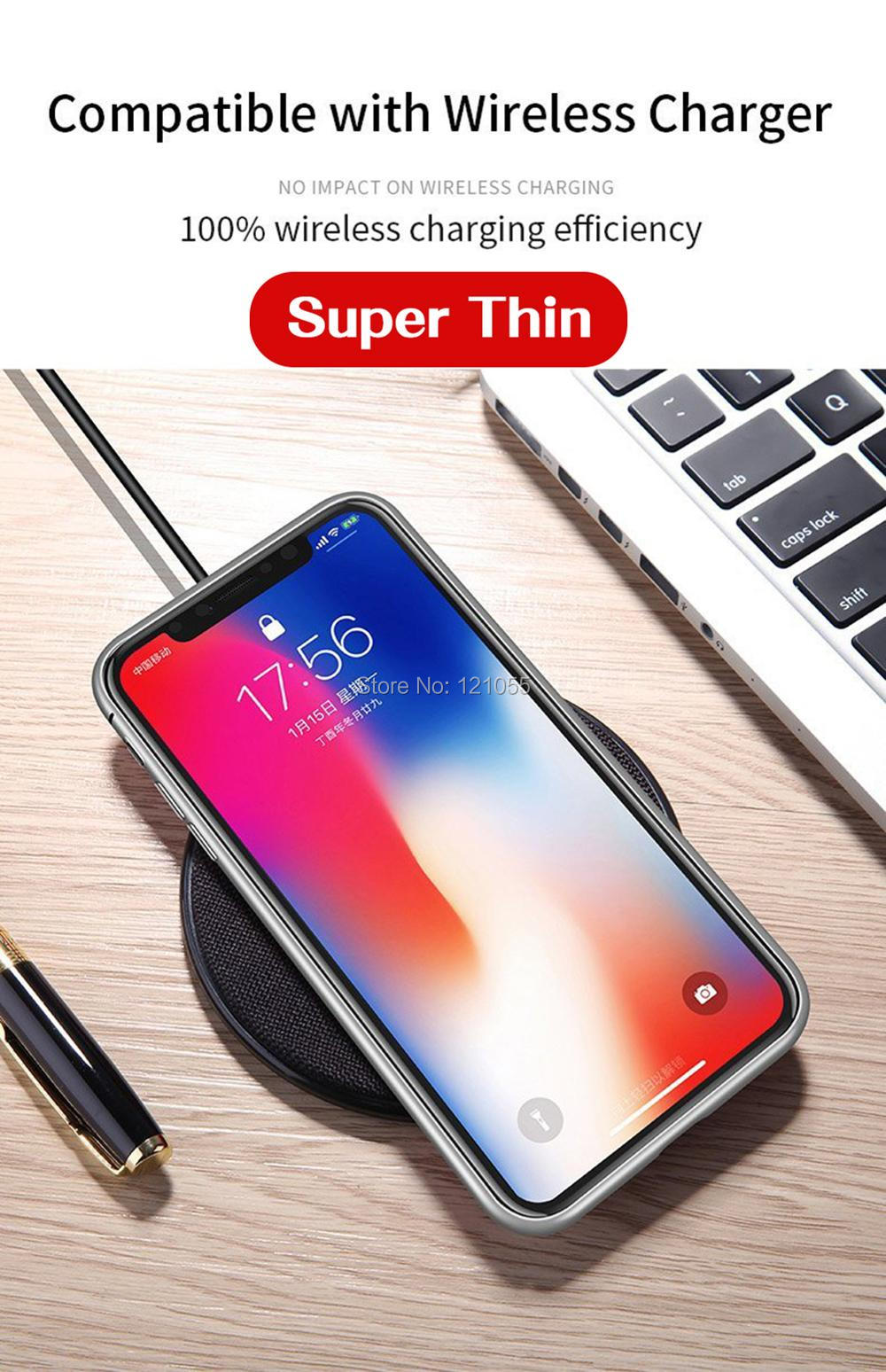 Image 5 - 2018 New magnet cover for iphone case magnetic metal bumper ultra thin shell tempered glass full body adsorbtion wholesale lot-in Fitted Cases from Cellphones & Telecommunications