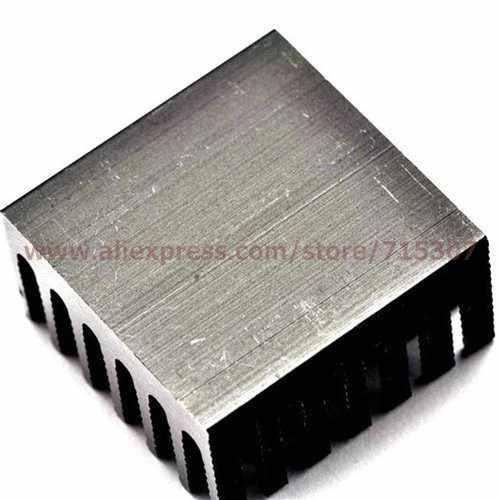 20pcs  28*28*15mm  Aluminum Heat Sink   28X28X15MM