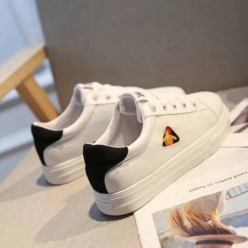 Décontractées Mode 1 3 Profonde Bouche Tendance 2019 Nouvelle 2 Printemps Chaussures Sauvage Personnalité Peu TvHqEwx