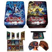Christmas Gift Yugioh Game Collectible Playing Cards Free Yu-gi-oh Box Anime Figures Japan Yu Gi Oh Legendary for Boy and Girls(China)