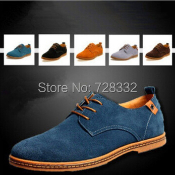 2015 New Fashion Boots Summer Cool&Winter Warm Men Shoes Leather Men's Flats Low Casual Oxford - H.&.Y Foreign trade entity shop store