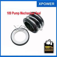 Free Shipping Water Pump Mechanical Oil Seal Water Seal Pump Accessories 109 Series