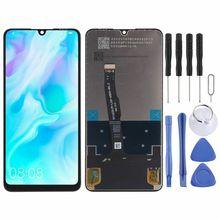 """Orijinal 6.15 """"Huawei P30 Lite/Nova 4E lcd ekran dokunmatik ekranlı sayısallaştırıcı grup lcd ekran P30 Lite Onarım Parçaları"""