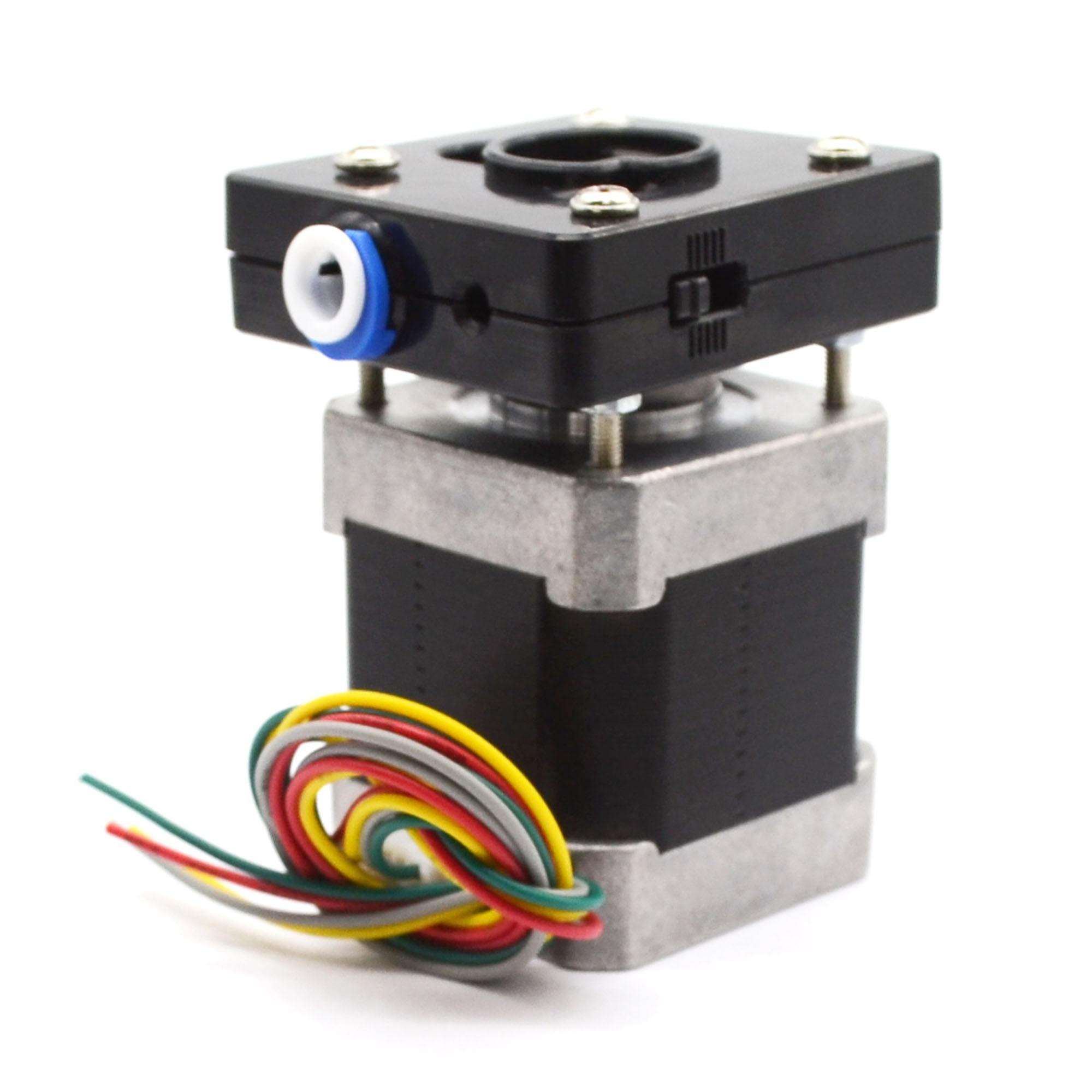3D Printer Ultimaker 2 Bowden Extruder Feeder device with Nema 17 stepper motor For 1.75mm/3.0mm Filament UM2 Remote extruder ultimaker original bowden extruder feeder assemble kit set for diy 3d printer parts for 3 mm filament