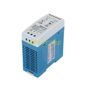 Image 3 - MDR 40 40W Single Output 5V 12V 15V 24VDC Din Rail Switching Power Supply 85 264VAC/120 370VDC Input