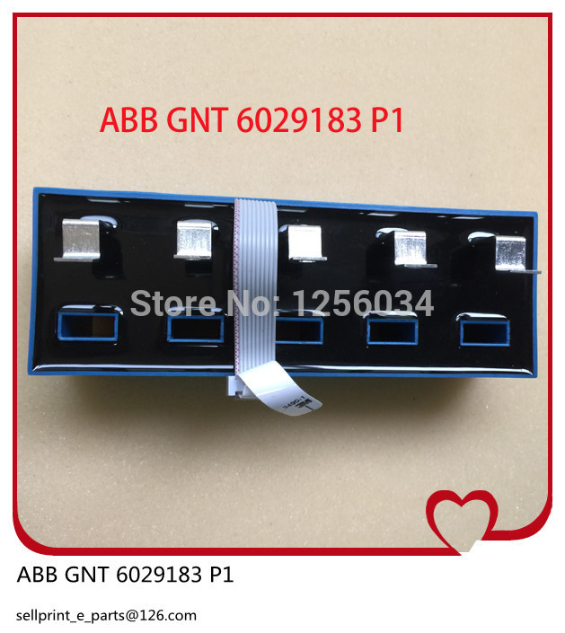 1 piece ABB GNT6029183P1, Testing current and voltage module for offset printing machine hedeiberg ABB GNT 6029183 P1 for abb 3hab2038 1 s3 s4