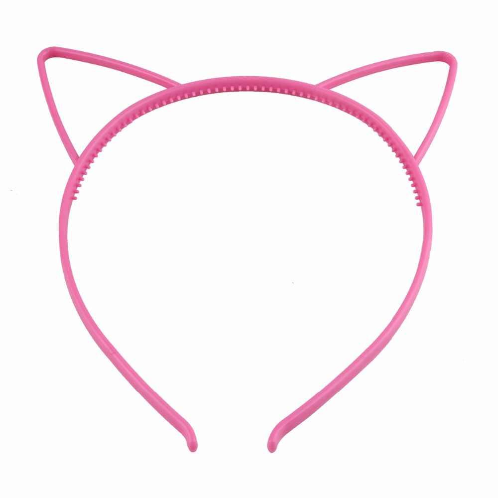 ปาร์ตี้เด็ก Props เซ็กซี่สีดำแมวสาว Headwear เลดี้สไตล์ Headband ผม Hoop อุปกรณ์เสริมสำหรับผู้หญิง Hairband เด็กหัว band