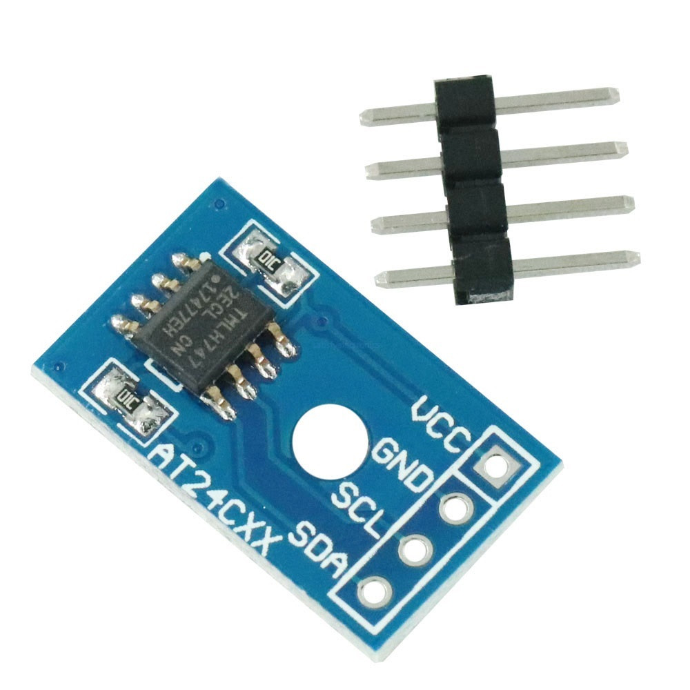 AT24C256 2ECL IIC/I2C Serial Interface Port EEPROM Memory Module For DIY Electronic Car 3.3-5V