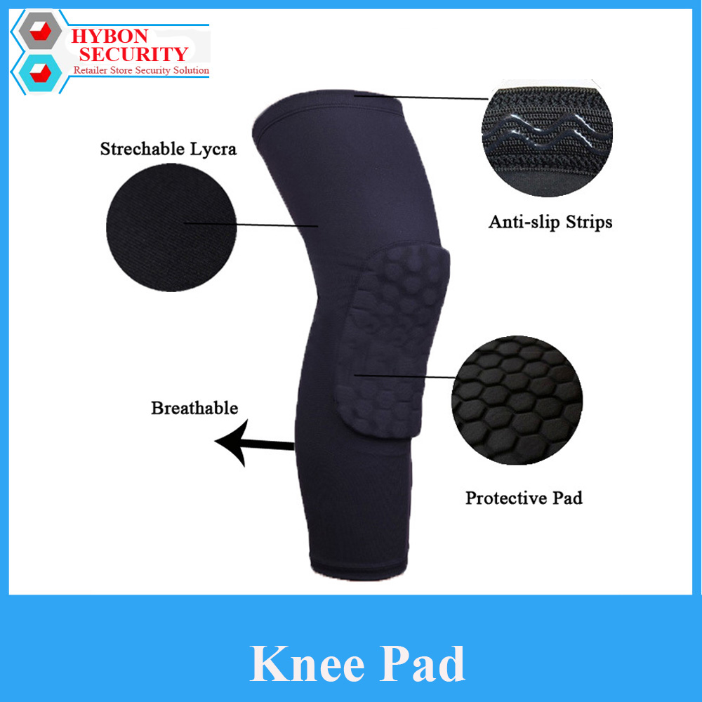 2018 Basketball Safety Kneepad Wraps Brace Protection Knee Pad for Safety Dance Volleyball Tennis Knee Pads High-elasticity 1pcs 3cm sponge volleyball dance kneepad football sport knee pads knee brace support tape running cycling knee protection