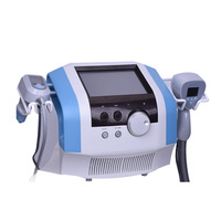 New portable high intensity focused ultrasound facial lifting wrinkle machine RF body slimming machine