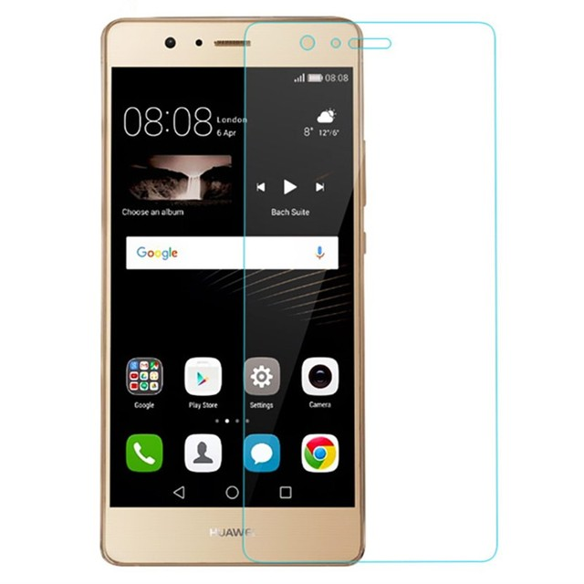 2PCS Glass Huawei P9 Lite Screen Protector Tempered Glass For Huawei P9 Lite Glass P9 Lite 2016 Anti-scratch Film WolfRule [
