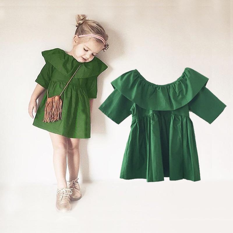 Online Get Cheap Green Dress Kids -Aliexpress.com   Alibaba Group