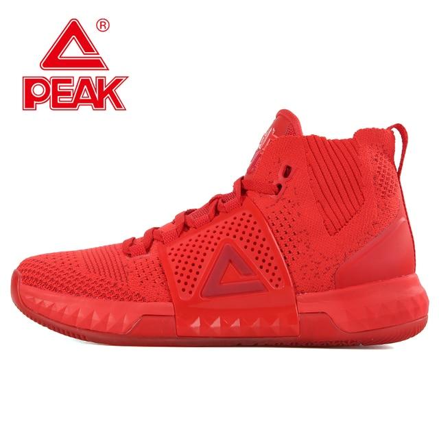 Пик Дуайт Ховард PE баскетбольные кроссовки DH3 мужские трикотажные кроссовки