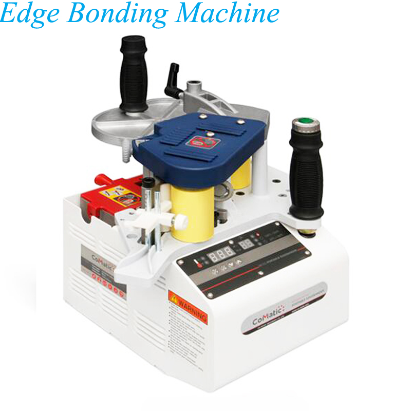 Woodworking Small Allotype Welting Machine 220V Portable Edge Banding Machine BR500