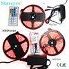 FedEX Free Shipping 20 Pcs SMD 3528 60 LED M RGB Strip Tape 5M 300 LED