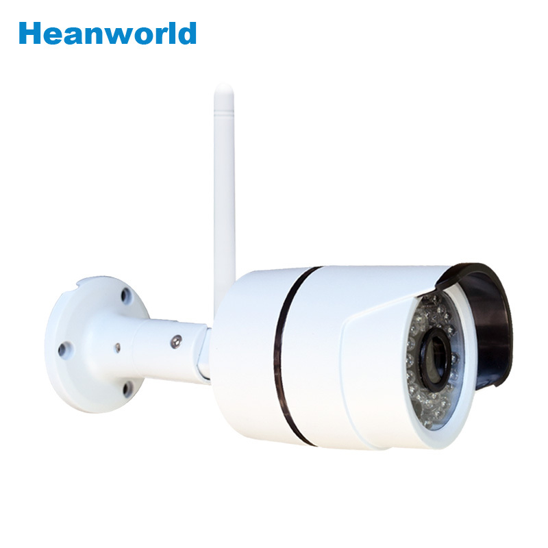 Waterproof Onvif IP camera WIFI 2.0Megapixel 1080P HD wired Wireless Digital Security CCTV IP Cam IR Infrared P2P Bullet Kamera