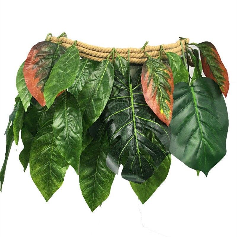 Unisex Adult Kids Moana Maui leaf Skirt Hula Skirts Cosplay Costume Accessory