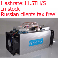 Russian clients free tax!! High efficiency miner Asic Bitcoin Miner WhatsMiner M1 11.5TH/S PSU included better than Antminer S9