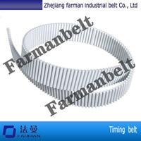 2017 الصين الصانع مصنع السعر جهين بو توقيت الحزام مع brim6cm الشد حزام الأبيض