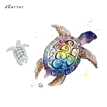 JC Animal Metal Cutting Dies Craft Cut Die Stencil Big Turtle Scrapbook DIY Handmade Album Paper Decor for 2019 New Arrival
