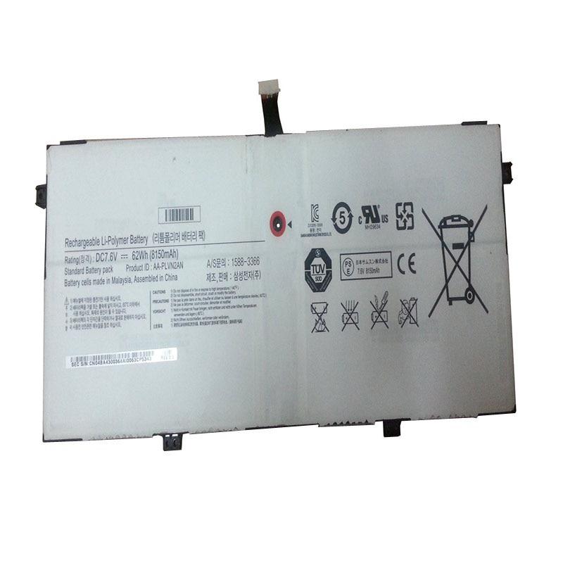 все цены на Laptop Battery AA-PLVN2AN (7.6V 8150mah 62Wh) For Samsung ATIV 930X5J NP930X5J 930X5J-K01 NP930X5J-K02DE 15.6