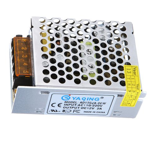 PROMOTION!AC 85V - 263V to DC 12V 2A 24W Volt voltage transformer switching power supply for LED strip стоимость