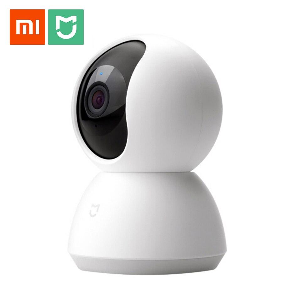 Original Xiaomi Mijia Smart Webcam IP Cam Camcorder 360 Angle WIFI Wireless 720P Night Vision