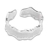 Bracelets Bangles 925 Sterling Silver Lace Of Love Bracelet Cuff for Women Jewelry Pulseira Masculina Feminina Silver