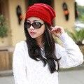 Bonnet femme 2015 Осень Зима Шапочки hat женская повседневная шапочки gorros шляпы для женщин шапочка женская марка gorras капелло caps