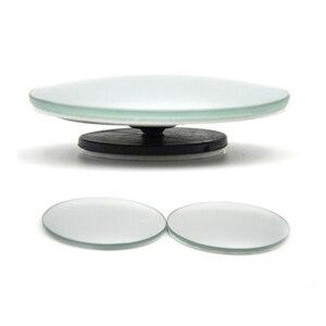 Image 5 - 1 זוג 360 תואר ללא מסגרת ultrathin רחב זווית עגולה קמור כתם עיוור מראה עבור חניה מראה אחורית באיכות גבוהה