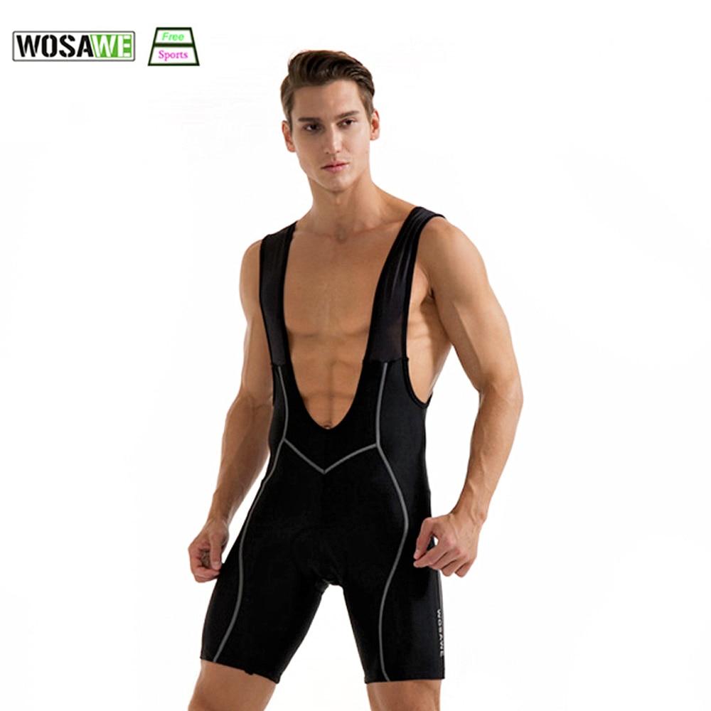WOSAWE Հեծանվավազք Sport Vest Տղամարդկանց հեծանվավազքի հագուստ Հեծանիվ գոտիներ, սպորտային հագուստ Հեծանիվներ, գրասեղաններ, շապիկներ