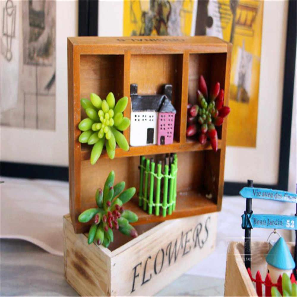 Mini artificial floco de neve lótus plantas verdadeiro toque suculentas artificiais decorações de natal para casa decoração do jardim plantas falsas