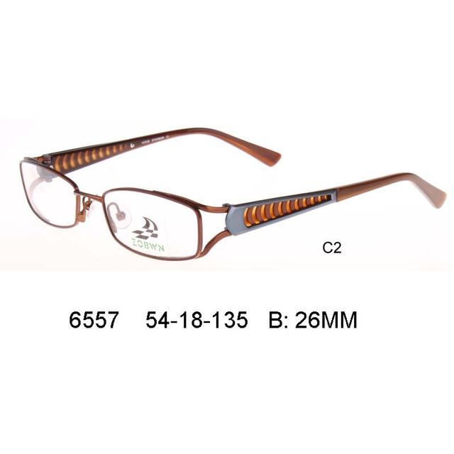 Nuevo diseño de marca de alta calidad Alemania Único con tornillo Marco de Anteojos marcas Hombres/mujeres lectura gafas moldura de quadro