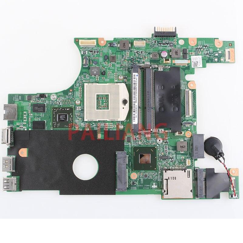 ノートパソコンのマザーボード Dell Inspirion 14R N4050 HD 6470 メートル PC メインボード HM65 07NMC8 01X1HJ 48.4IU15.01M 10315 1M フル tesed DDR3 -