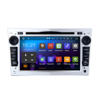 Quad Core Android 5 1 1 Car GPS For Opel Vauxhall Vectra Astra H Antara Zafira