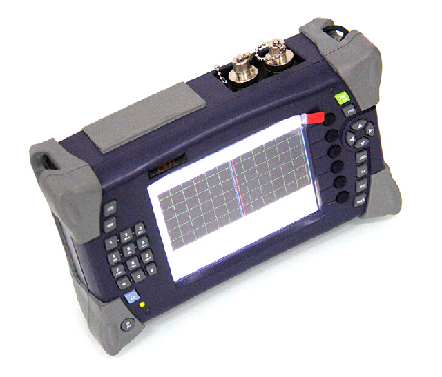 OTDR-2000 Visual Fault Location Function Optical Fiber OTDR Tester Optical time domain detector, FTTB FTTH breakpoint tester